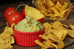 Guacamole dip Royalty Free Stock Photos