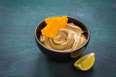 Guacamole dip Royalty Free Stock Photo