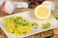 Guacamole dip Stock Images