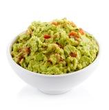 Guacamole dip Stock Image