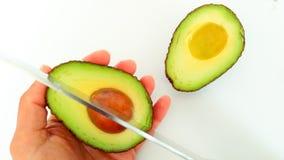 Guacamole składniki pyszne zdrowy Obraz Royalty Free