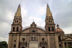 Guadalajara Catedral Lizenzfreie Stockbilder