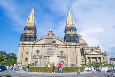 Guadalajara Cathedral Stock Photos