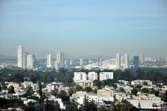 Guadalajara linia horyzontu Zdjęcia Stock