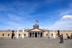 GUADALAJARA, MEXIQUE, LE 17 MAI 2016 : Vue à Hospicio Cabañas dedans Photographie stock libre de droits