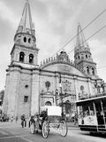 Guadalajara miasteczko Obrazy Stock