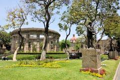 guadalajara rotunda mexico royaltyfri fotografi