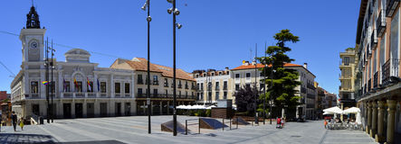 Guadalajara Spanien, Mitte Stockbilder