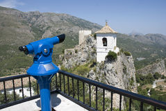 Guadalest Royalty Free Stock Image