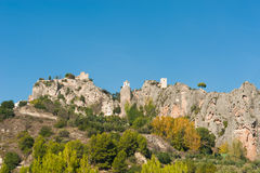Guadalest Stock Image