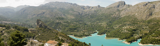 Guadalest Royalty Free Stock Photography