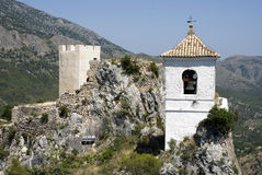 Guadalest Stock Photography