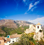 Guadalest Stock Photos
