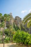 Guadalest belfry stock image