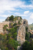 Guadalest Royalty Free Stock Images