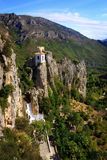 Guadalest's Bell Tower II Royalty Free Stock Photo