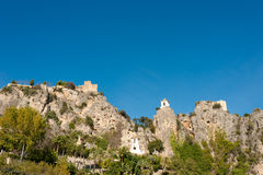 Guadalest town Royalty Free Stock Image