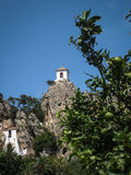 Guadalest, Valencia y Murcia, Spain Royalty Free Stock Photography