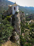 Guadalest, Valencia y Murcia, Spain Royalty Free Stock Photo
