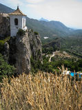 Guadalest, Valencia y Murcia, Spain Stock Images