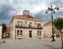Guadalix de Λα Sierra Δημαρχείο Μαδρίτη Ισπανία Στοκ Εικόνα