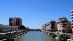 Guadalmedina river-Málaga-  Andalusia Spain Europe. Guadalmedina river-Málaga Royalty Free Stock Image