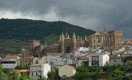 Guadalupe修道院 免版税库存照片