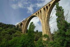 Guadalupe桥梁 库存照片