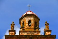 Guadalupe świątynia w patzcuaro IV obrazy royalty free