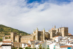 Guadalupe. In Caceres Province, Extremadura, Spain Stock Photo