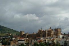 Guadalupe abbey Royaltyfri Fotografi
