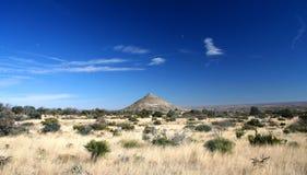 Guadalupe berg nationalpark, Texas Arkivfoto
