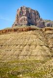 guadalupe bergnationalpark royaltyfri foto