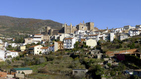 Guadalupe, Caceres, Spain Stock Photography