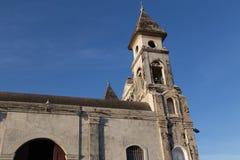 Guadalupe church from Granada, Nicaragua Stock Photos