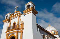 Guadalupe church, San Cristobal   Stock Images