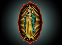 Guadalupe Royalty Free Stock Photo