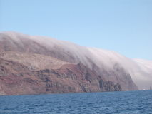 Guadalupe Island Royalty Free Stock Photos