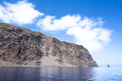 Guadalupe Island Royalty Free Stock Image