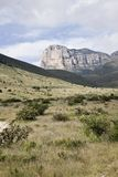 Guadalupe Mountains Royalty Free Stock Photo