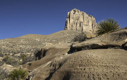 Guadalupe Mountains National Park Royalty Free Stock Photography
