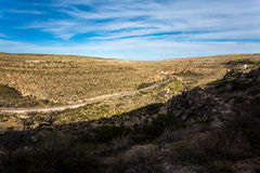 Guadalupe Mountains Texas imagens de stock royalty free