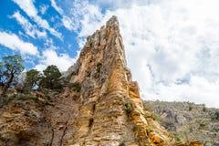 Guadalupe Mountains Texas fotografía de archivo libre de regalías