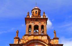 Guadalupe shrine in patzcuaro II Stock Image