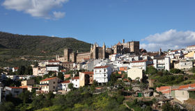 Guadalupe - Spain Royalty Free Stock Photography