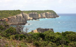 Guadeloupe Stock Photography