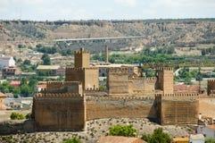 Guadix Alcazaba - Spain. Guadix Medieval Alcazaba in Spain Royalty Free Stock Photography