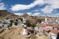Guadix, España Fotos de archivo libres de regalías