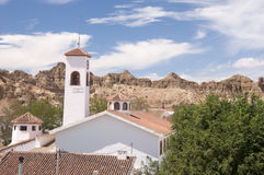 Guadix, Spain Royalty Free Stock Photos