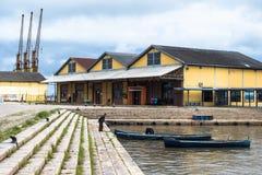 Guaiba河 库存图片